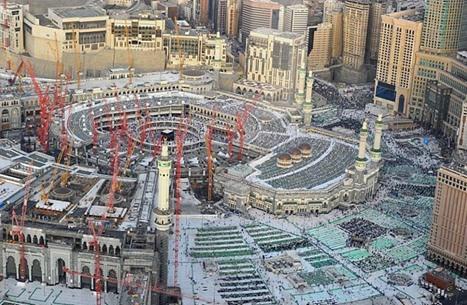 أمين العاصمة المقدسة انتهاء أعمال توسعة الحرم المكي في 2020 رفي دكار