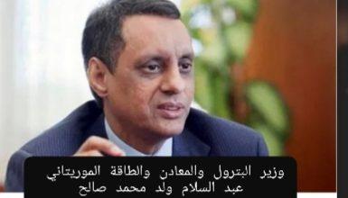 Photo of وزير البترول الموريتاني: الأشغال في حقل «احميم» للغاز وصلت 52 %