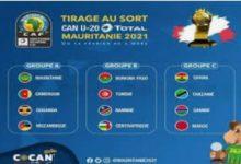 Photo of موريتانيا: انطلاق بطولة كأس أمم إفريقيا للشباب أقل من 20 عاما