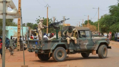Photo of مالي: مقتل 8 جنود ماليين في هجوم في وسط البلاد