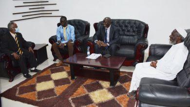 "Photo of مدير ""جامعة إقريقيا"" يستقبل نائب قنصل ""مالي"" لدى ""السودان"""